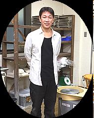 陶芸体験教室【咲茶楽】代表 梅原 幸隆
