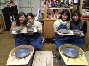 常滑焼陶芸体験